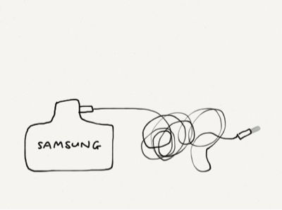 Challenge 3 of 52: Samsung Charger