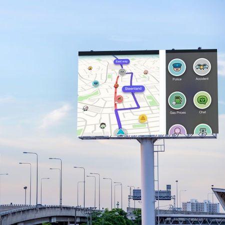 Billboards + Waze = More Money